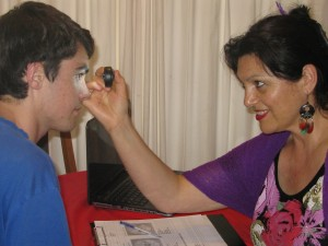 Iridology Consultation - Joseph Knights